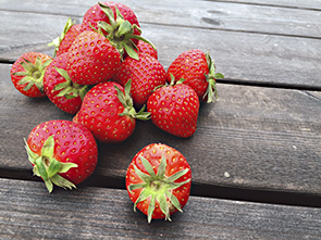 Erdbeeren, TCM, Ernährung, 5 Elemente